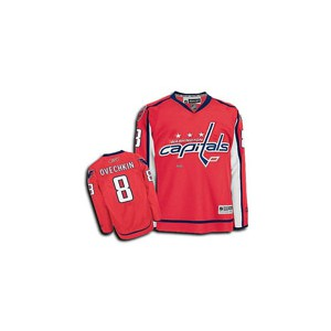 Rbk Alex Ovechkin Washington Capitals Premier Jersey Senior.