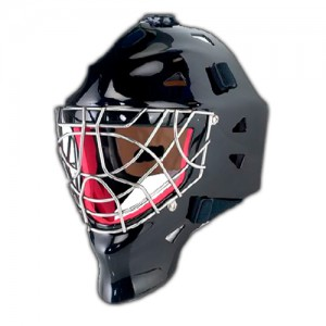 Eddy Eclipse Senior Hockey Goalie Mask w/Certified Chrome Ca.