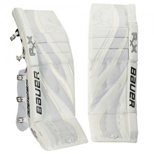 Bauer RX6 Limited Edition Senior Hockey Goalie Leg Pads - 20.