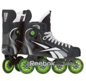 Reebok 11K Pump Senior Inline Hockey Skates - 2012.