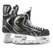 Reebok 18K Pump Jr. Ice Hockey Skates.