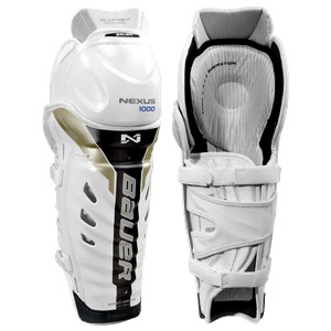 Bauer Nexus 1000 Shin Guards.