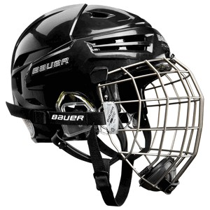 Bauer Re-Akt Hockey Helmet Combo.