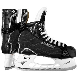 Bauer Nexus 1000 Sr. Ice Hockey Skates.