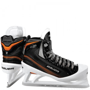 Bauer Elite Senior Ice Hockey Goalie Skates.