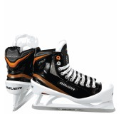 Bauer PRO Junior Ice Hockey Goalie Skates.
