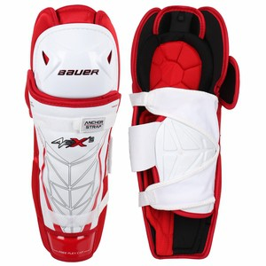 Bauer Vapor APX2 Jr. Shin Guards.