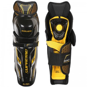 Bauer TotalOne MX3 Sr. Shin Guards.