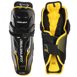 Bauer Supreme 170 Sr. Shin Guards.