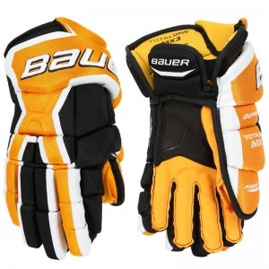 Bauer TotalOne MX3 Jr.Hockey Gloves