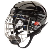 Warrior Krown PX3 Sr. Hockey Helmet Combo.