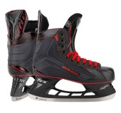 Bauer Vapor X500 LE Black Jr. Ice Hockey Skates.
