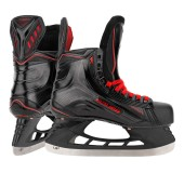 Bauer Vapor 1X LE Black Jr. Ice Hockey Skates.